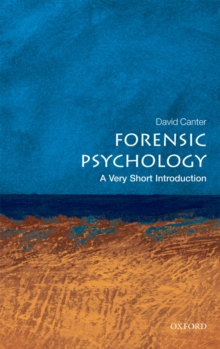 Forensic Psychology: A Very Short Introduction, EPUB eBook