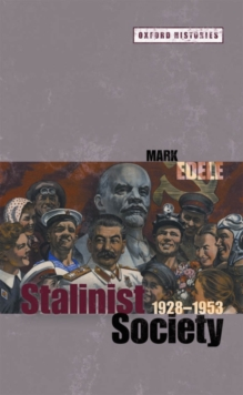 Stalinist Society : 1928-1953, PDF eBook