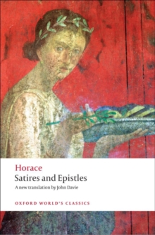 Satires and Epistles, PDF eBook