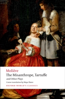 The Misanthrope, Tartuffe, and Other Plays, EPUB eBook