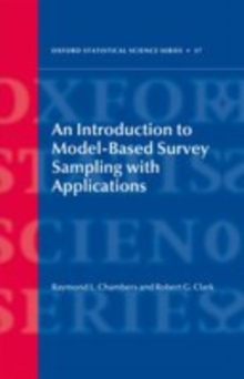 An Introduction to Model-Based Survey Sampling with Applications, EPUB eBook