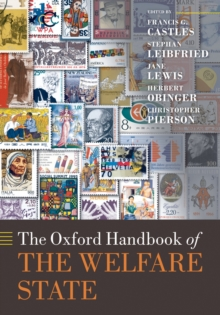 The Oxford Handbook of the Welfare State, PDF eBook