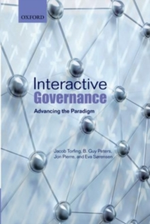 Interactive Governance : Advancing the Paradigm, PDF eBook