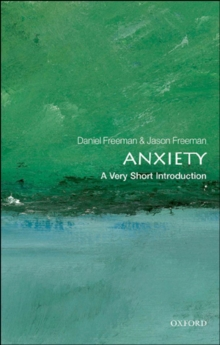 Anxiety: A Very Short Introduction, EPUB eBook
