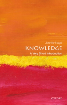Knowledge: A Very Short Introduction, PDF eBook