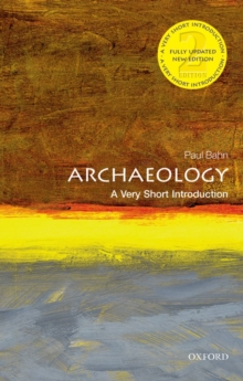 Archaeology: A Very Short Introduction, EPUB eBook