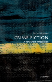 Crime Fiction: A Very Short Introduction, PDF eBook