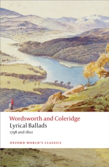 Lyrical Ballads : 1798 and 1802, EPUB eBook
