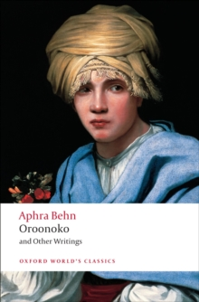 Oroonoko and Other Writings, PDF eBook
