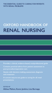 Oxford Handbook of Renal Nursing, PDF eBook