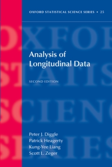Analysis of Longitudinal Data, PDF eBook
