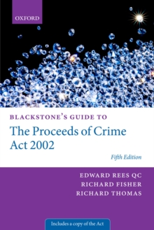 Blackstone's Guide to the Proceeds of Crime Act 2002, PDF eBook