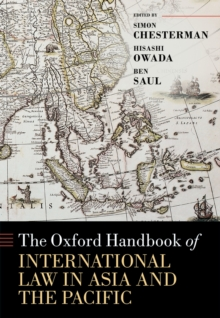The Oxford Handbook of International Law in Asia and the Pacific, EPUB eBook