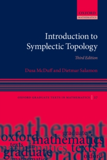 Introduction to Symplectic Topology, PDF eBook