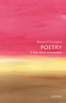 Poetry: A Very Short Introduction, EPUB eBook
