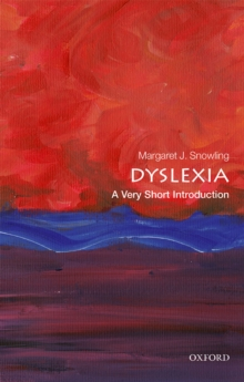 Dyslexia: A Very Short Introduction, PDF eBook