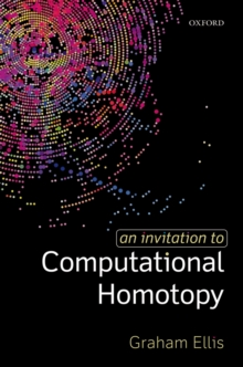 An Invitation to Computational Homotopy, PDF eBook