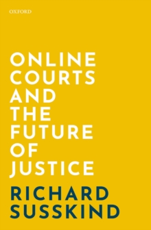 Online Courts and the Future of Justice, EPUB eBook