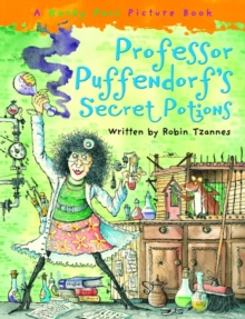 Professor Puffendorf's Secret Potions, Paperback Book