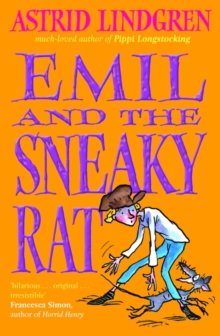 Emil and the Sneaky Rat, Paperback / softback Book