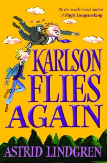 Karlson Flies Again, Paperback Book