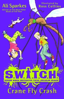 S.W.I.T.C.H 5: Crane Fly Crash, Paperback Book