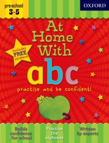 At Home with Abc, Mixed media product Book
