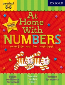 At Home With Numbers, Mixed media product Book