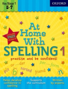 At Home With Spelling 1, Mixed media product Book