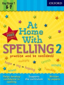 At Home With Spelling 2, Mixed media product Book