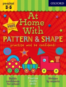 At Home With Pattern & Shape, Mixed media product Book