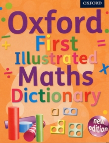 Oxford First Illustrated Maths Dictionary, Mixed media product Book
