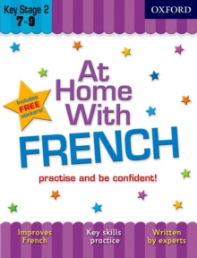 At Home with French (7-9), Mixed media product Book