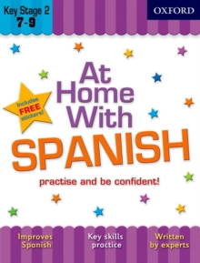 At Home with Spanish (7-9), Mixed media product Book