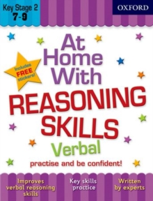 At Home with Verbal Reasoning Skills (7-9), Mixed media product Book
