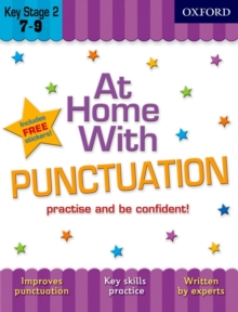 At Home with Punctuation (7-9), Mixed media product Book