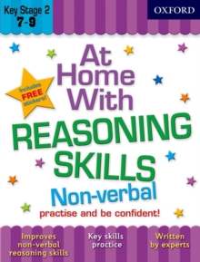 At Home with Non-Verbal Reasoning Skills (7-9), Mixed media product Book