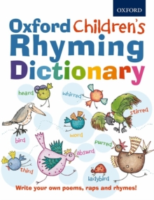 Oxford Children's Rhyming Dictionary, Mixed media product Book