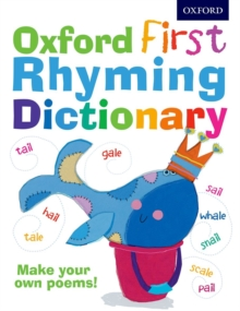 Oxford First Rhyming Dictionary, Mixed media product Book