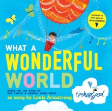 What a Wonderful World, Mixed media product Book