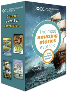 Oxford Children's Classics: World of Adventure box set, EPUB eBook