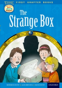 Oxford Reading Tree Read with Biff, Chip and Kipper: Level 11 First Chapter Books: The Strange Box, Hardback Book