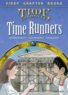 Read With Biff, Chip and Kipper: Level 11 First Chapter Books: The Time Runners, Hardback Book