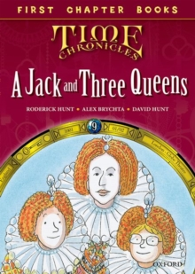 Read With Biff, Chip and Kipper: Level 11 First Chapter Books: A Jack and Three Queens, Hardback Book