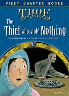 Read With Biff, Chip and Kipper: Level 12 First Chapter Books: The Thief Who Stole Nothing, Hardback Book