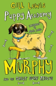 Puppy Academy: Murphy and the Great Surf Rescue, Paperback Book