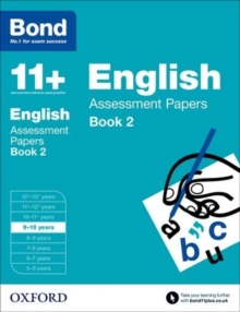 Bond 11+: English: Assessment Papers : 9-10 Years Book 2, Paperback Book