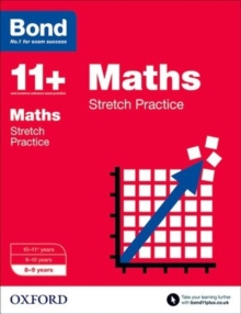 Bond 11+: Maths: Stretch Papers : 8-9 years, Paperback / softback Book