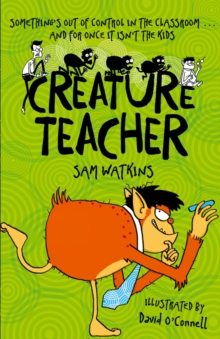 Creature Teacher, Paperback Book