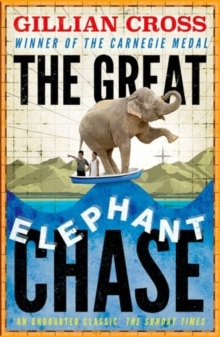 The Great Elephant Chase, Paperback Book